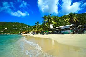 Cane Garden Bay Cottages Tortola - the beach bars of cane garden bay tortola british virgin islands
