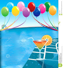 pool party stock image image 20713991