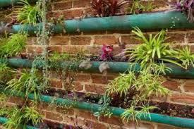 14 vertical pipe planter ideas fantastic pvc vertical planter