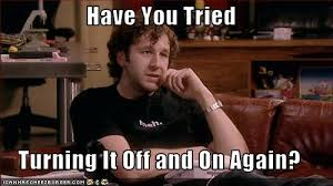 It Crowd Meme - it crowd 94290221 added by byodensbeard at the pc stopped working