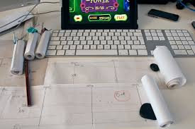 all this paper forms the blueprint for one video game kotaku