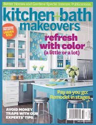 kitchen and bath design magazine better homes u0026 gardens kitchen u0026 bath makeovers u2014 burr and