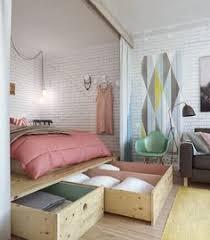 Idei De Design Pentru Garsoniera One Room Apartment Design Ideas - One room apartment design ideas