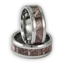 camo mens wedding band deer antler wedding bands cool wedding bands