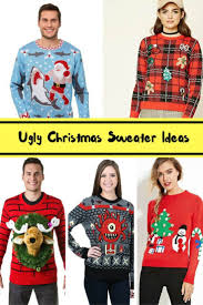 christmas sweater ideas tacky and christmas sweater ideas