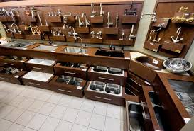 Kitchen Faucet Stores Faucet Showroom Display Google Search Work Showroom Ideas