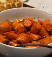 candied sweet potatoes bowl me
