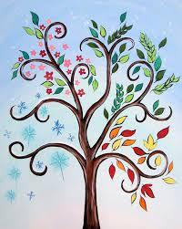 best 25 four seasons ideas on four seasons painting