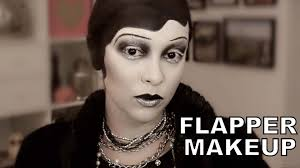 y flapper makeup tutorial trinaduhra