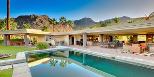 Midcentury Modern House - midcentury modern in palm springs luxury retreats