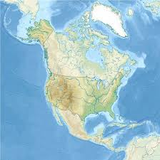 North Anerica Map Geo Map United States Of America Map North America Map With