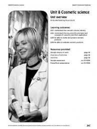 cosmetic science schools science focus 8 unit 1 teaching notes ed quest mafiadoc