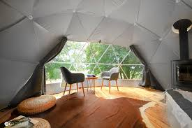 Dome Home Interior Design Create Your Own Backyard Geodesic Dome With These Super Affordable