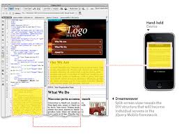 jquery mobile experiencing the cloud