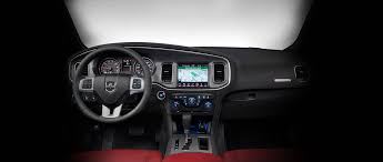 2014 dodge charger interior features including nappa leather seats