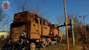 rusty train lost railroad locomotives start old abandoned rusty vehicles