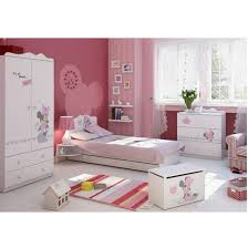 chambre enfant minnie lit minnie mouse 120 cm azura home design