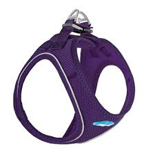 my curli plush step in vest air mesh harness pered paw gifts