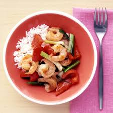 Seafood Recipes For Entertaining Martha by Shrimp And Ginger Stir Fry