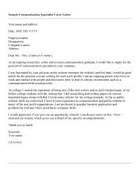 cover letter communications 28 images cover letter marketing