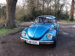 1973 volkswagen vw beetle 1303 super beetle blue reduced for