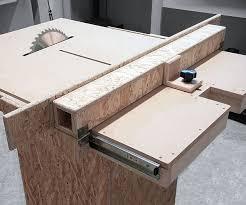 Homemade Table Saw Plans Pdf
