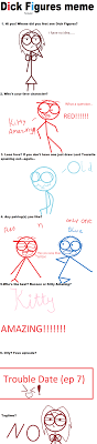 Dick Figures Meme - dick figures meme by villen1 on deviantart