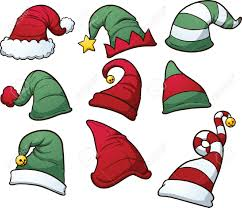 christmas elf hat clipart clipartxtras