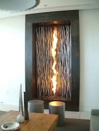 home decor vertical electric fireplace cabinet door with glass