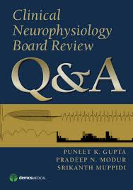 clinical neurophysiology board review q u0026a ebook by srikanth