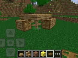 How To Build A Bookcase In Minecraft How To Make Furniture In Minecraft Pe Snapguide