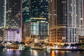 imagenes miami de noche fondos de pantalla ee uu rascacielos casa florida miami noche