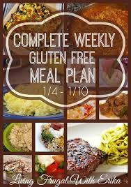 best 25 gluten free meal plan ideas on pinterest gluten free