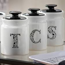 Kitchen Canisters White Kitchen Canisters Black 28 Images 3 Kitchen Canisters Black