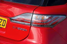 lexus ct200h rear lexus ct 200h review lexus