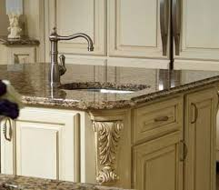 Kitchen Sink And Cabinet Combo by Baltic Brown Granite W Shabby Chic Color Combos Abode