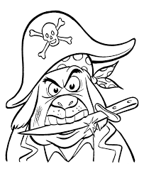scary coloring sheets coloring