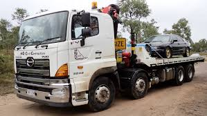 queensland civil engineers build with hino auto moto japan bullet