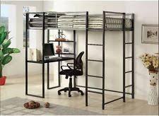 dhp abode full loft bed ebay
