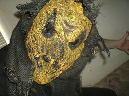 Scarecrow Mask My Scarecrow Mask By Sicslipknotmaggot On Deviantart