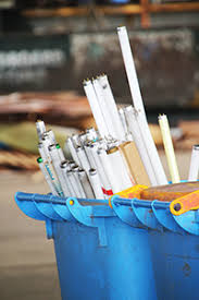 how to dispose of fluorescent light tubes how to safely dispose of fluorescent lights northern rivers waste