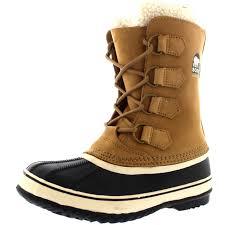 womens boots in the uk womens sorel 1964 pac 2 winter waterproof duck mid calf