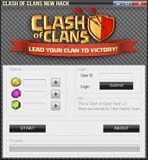 clash of clans hack tool apk clash of clans hack free