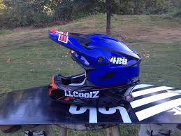 motocross helmet wraps custom painted helmets only for the pros moto related