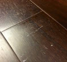 how to get light scratches out of hardwood floors