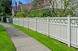Fence Designs And Ideas FRONT YARD  BACKYARD - Backyard fence design