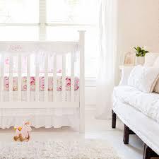 Nursery Bed Sets White Crib Bedding Set White Baby Bedding White Baby Bedding