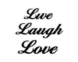 Love Laugh Live Love Live Laugh Etsy