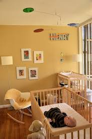 baby mobile or crib mobile with multi colored circles