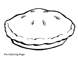 coloring pages pumpkin pie pie coloring pages tamatama info